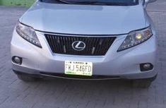 Super Clean Nigerian used Lexus RX 2010