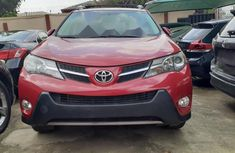 Very Clean Foreign used 2015 Toyota RAV4