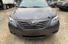 Foreign Used Toyota Camry 2009 Model Gray