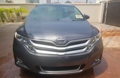 Foreign Used Toyota Venza 2015 Model Gray