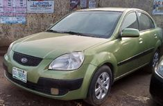 Very Clean Nigerian used 2006 Kia Rio