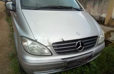 Very Clean Foreign used Mercedes-Benz Viano 2010