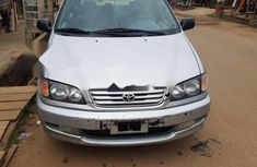 Foreign Used Toyota Picnic 1999 Model Silver