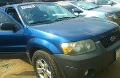 Very Clean Foreign used Ford Escape 2007