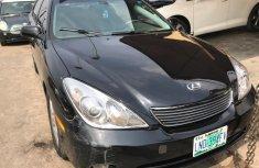 Nigeria Used Lexus ES 2005 Model Black