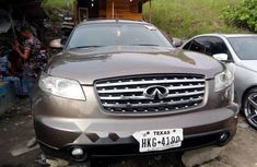 Very Clean Foreign used Infiniti FX 2006