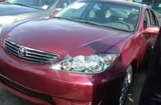 Very Clean Foreign used Toyota Camry 2005
