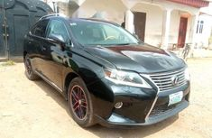 Extremely Neat Nigerian used Lexus RX 2014