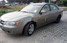 Foreign Used Hyundai Sonata 2008 Model Green