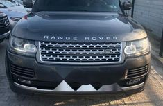 Foreign Used Land Rover Range Rover Vogue 2015 Model Gray