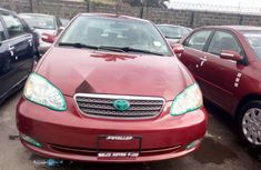 Super Clean Nigerian used 2008 Toyota Corolla