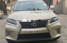 Very Clean Foreign used 2012 Lexus RX 3.5