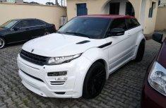 Foreign Used Land Rover Range Rover Evoque 2013 Model White