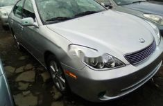 Foreign Used Lexus ES 20005 Model Silver