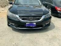 Nigeria Used Honda Accord 2014 Model Black
