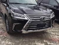 Super Clean Foreign used Lexus LX 2017