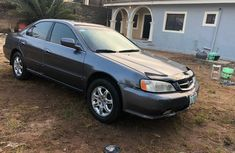 Nigeria Used Acura TL 2003 Model Gray