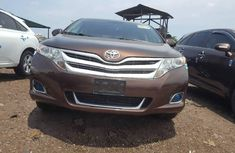 Foreign Used Toyota Venza 2011 Model Brown