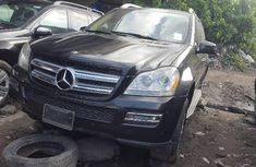 Foreign Used Mercedes-Benz GL-Class 2008 Model Gray