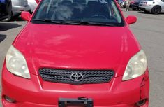 Foreign used Toyota Matrix 2005 Model