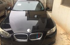 Foreign Used BMW 328i 2009 Model Black for Sale