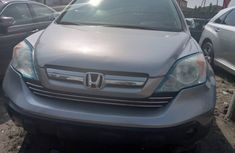 Foreign Used Honda CR-V 2008 Model Gray for Sale