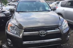 Foreign Used Toyota RAV4 2011 Model Brown for Sale