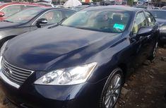 Foreign Used Lexus ES350 2009 Model Blue for Sale