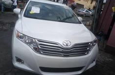 Foreign Used Toyota Venza 2009 Model White