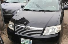 Extremely Neat Nigerian used 2005 Toyota Corolla