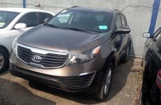 Extremely Neat Foreign used Kia Sportage 2011
