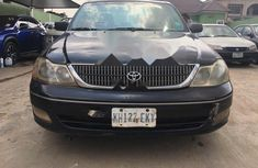 Nigeria Used Toyota Avalon 2001 Model Black