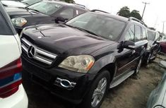 Extremely Neat Foreign used 2010 Mercedes-Benz GL-Class