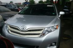 Foreign Used Toyota Venza 2012 Model Silver