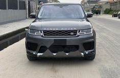Nigeria Used Land Rover Range Rover Sport 2018 Model Gray