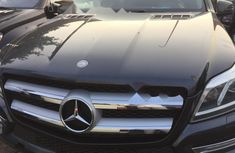 Foreign Used Mercedes-Benz GL-Class 2013 Model Black