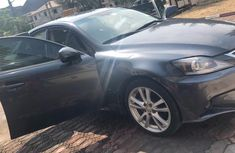 Foreign Used Lexus IS 2009 Model Gray