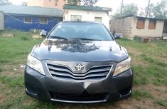 Nigeria Used Toyota Camry 2010 Model Green