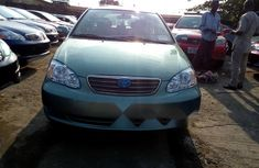 Extremely Neat Foreign used 2007 Toyota Corolla