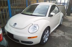 Foreign Used Volkswagen Beetle 2007 Model White
