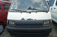 Foreign Used Toyota HiAce 1995 Model White