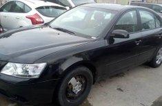 Foreign Used Hyundai Sonata 2009 Model Black