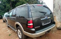 Nigeria Used Ford Explorer 2008 Model Green