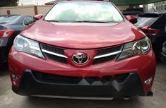 Extremely Neat Foreign used Toyota RAV4 2015