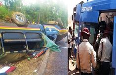 Horrific road accident claims 12 lives, left 91 with different injuries in Niger state