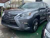 Foreign Used Lexus GX 2018 Model Gray