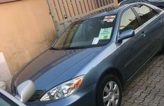 Foreign Used Toyota Camry 2003 Model Blue