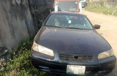 Nigeria Used Toyota Camry 1999 Model Green