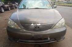 Foreign Used Toyota Camry 2005 Model Grey