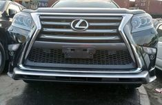 Foreign Used Lexus GX 460 2011 Model Black for Sale